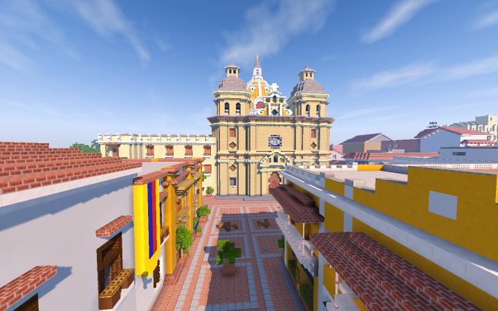 Parroquia de San Pedro Claver