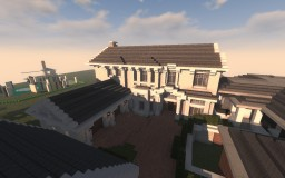 Mansion #5 Minecraft Map & Project