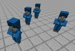 Spawnable Illusioners Minecraft Mod