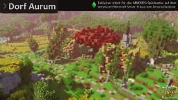 Dorf Aurum   xenyria.net Minecraft Map & Project