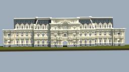 Philadelphia City hall [W.I.P] Minecraft Map & Project