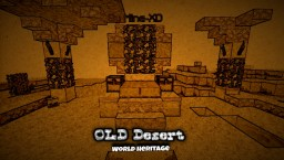 OLD DESERT Minecraft Map & Project