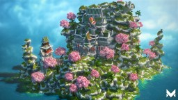 Mako Mountains | Oriental Environment Project Minecraft Map & Project