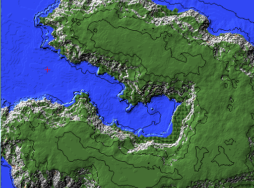 Fjord Map