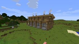 Grand Central Hotel Minecraft Map & Project