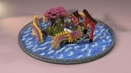 Island of Ryūjin Minecraft Map & Project