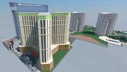 Marriott Grand Chateau Las Vegas - Las Vegas Project Minecraft Map & Project