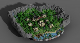 QPlay.cz Hub ❯ Lobby [VIEW ONLY] Minecraft Map & Project