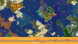 MilkyMC Season One | World Download Minecraft Map & Project