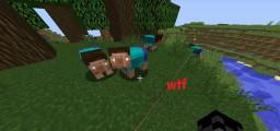 CURSED Weird Texture Pack Minecraft Texture Pack