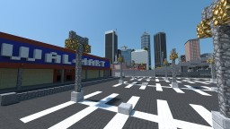 Nantesville Minecraft Map & Project