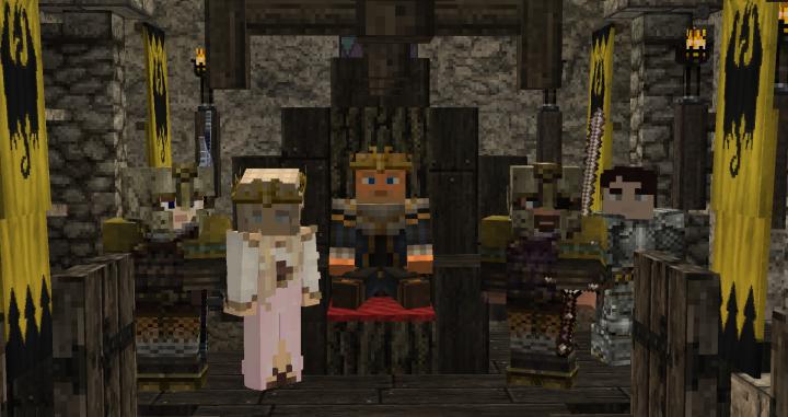 Kingdom: La'Arn - A Medieval Roleplay Server Minecraft Server
