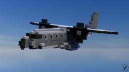 EADS CASA C-295 Minecraft Map & Project