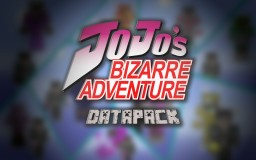 [DATAPACK] JJBA DataPack for Minecraft 1.13 (Updated - Beta) Minecraft Data Pack