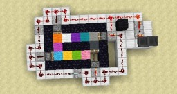 Redstone Tape Feed Minecraft Map & Project