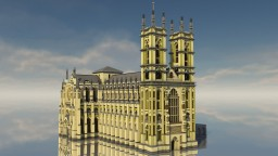 Westminster Abbey | 1.5:1 | UNESCO Contest Minecraft Map & Project