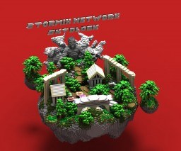 Spawn - GodValley Minecraft Map & Project