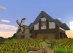 My Farm Base Minecraft Map & Project
