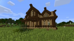 The Acorn Ranch Minecraft Map & Project