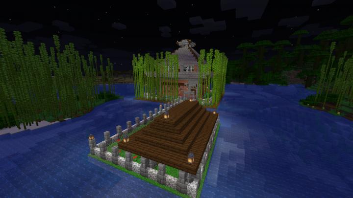Survival House Random Build Need Ideas Folks Minecraft Map