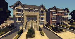 Saint Lawrence Apartments - Borivia Creative Minecraft Map & Project