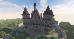 Malfoy Manor | 🔮 ObscurusMC 🔮 (Harry Potter) Minecraft Map & Project