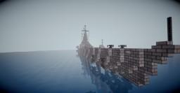[Fictional] KMS Erich Raeder - Erich Raeder Class Heavy Cruiser Minecraft Map & Project