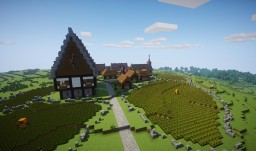Knife's Edge Minecraft Map & Project