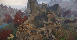Treva's Watch, imperial fort (skyrim TES) Minecraft Map & Project