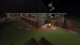 Survival Starter #2: No Mercy Minecraft Map & Project