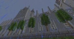 Notre dam de Paris Minecraft Map & Project