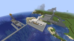 S.H.I.E.L.D Iron Sanctum Research Facility Minecraft Map & Project