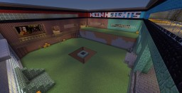 Trade_Minecraft_Neon Minecraft Map & Project