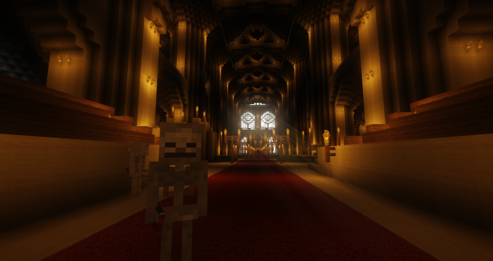 Inside the Cathedral spawn