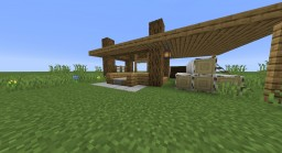 Woodcutter's House Minecraft Map & Project