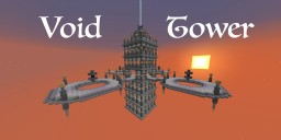 Void Tower Minecraft Map & Project