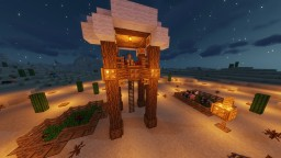 Desert Spot Minecraft Map & Project