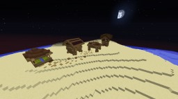 Region Biome Village Project Minecraft Map & Project