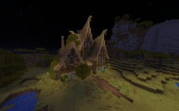[RotML] Survival Mansion Minecraft Map & Project