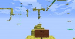 Spongey Parkour Minecraft Map & Project