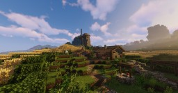 Medieval Countryside Minecraft Map & Project