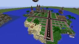 CaptainIsland Minetopia map Custom Minecraft Map & Project