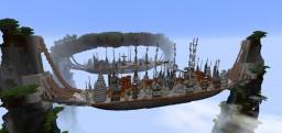 Cato Neimoidia, age: Clone Wars (Star Wars planet) Minecraft Map & Project
