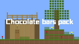 [1.10-1.16][16x]Chocolate bars pack Minecraft Texture Pack
