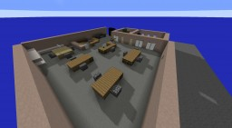 The Office (Version 1) (UNFINISHED) Minecraft Map & Project