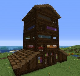 Tower of Baaabbel Minecraft Map & Project