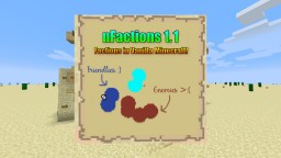 nFactions v1.1 - Factions in Vanilla Minecraft! (Datapack) Minecraft Data Pack