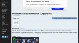 Minecraft Dungeons Wiki Project (Contributors Wanted!!) Minecraft Blog