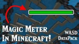 Magic Meter [Data Pack] Minecraft Data Pack
