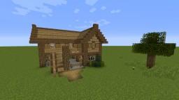 Tiny Home No. VI Minecraft Map & Project